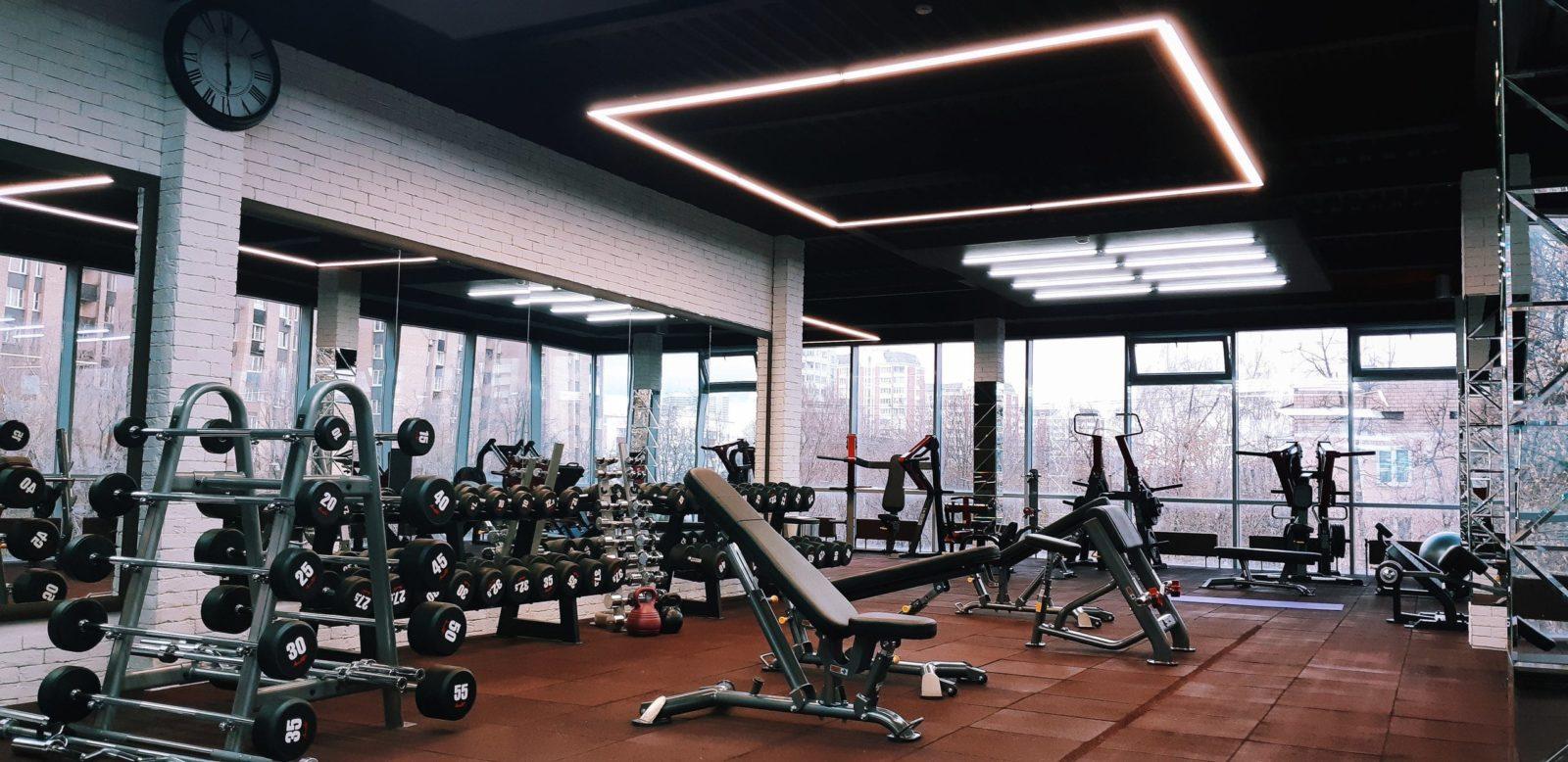 Фитнес-клуб Облака