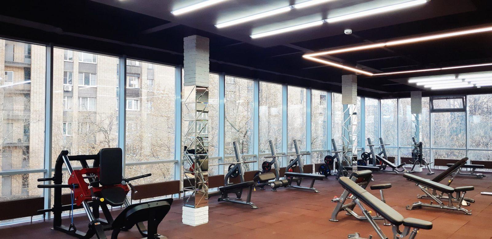 Фитнес-клуб Облака кардиозона
