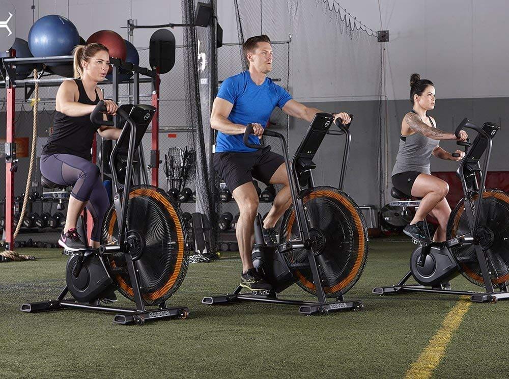 Тренировка на вело