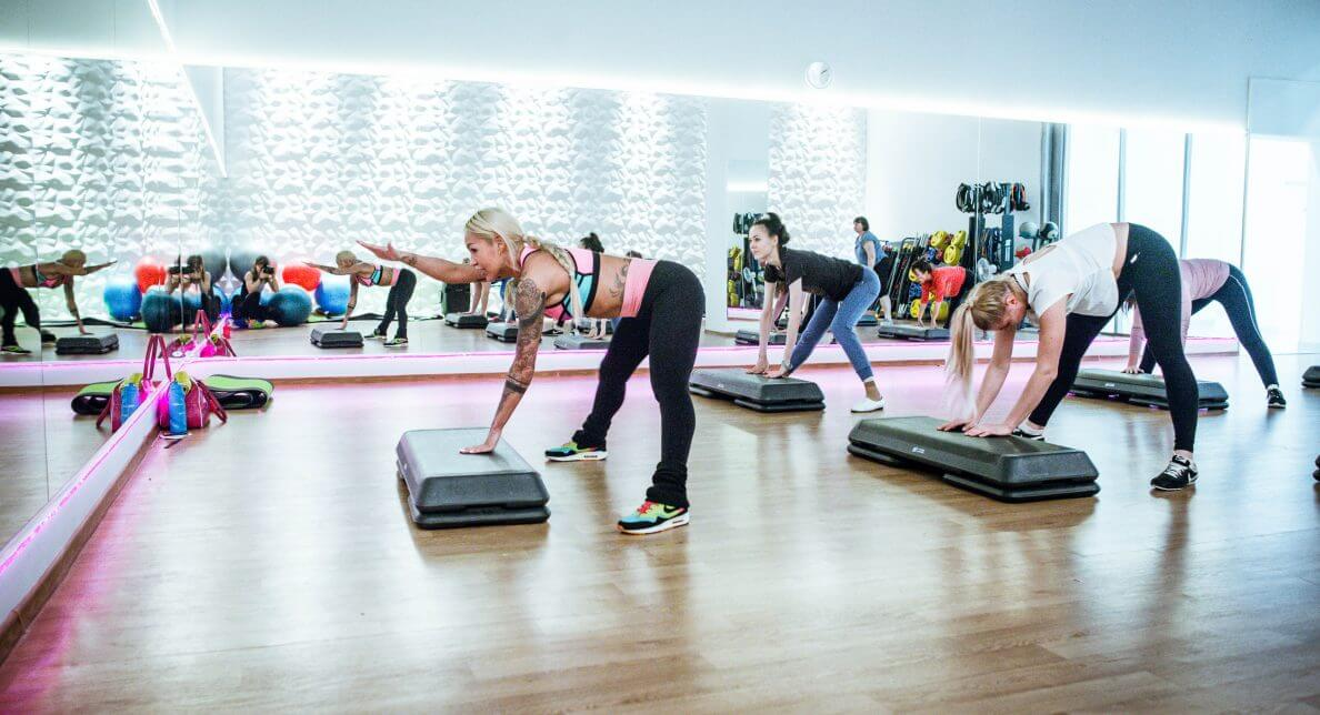 Групповые программы фитнес клуб Гравитация