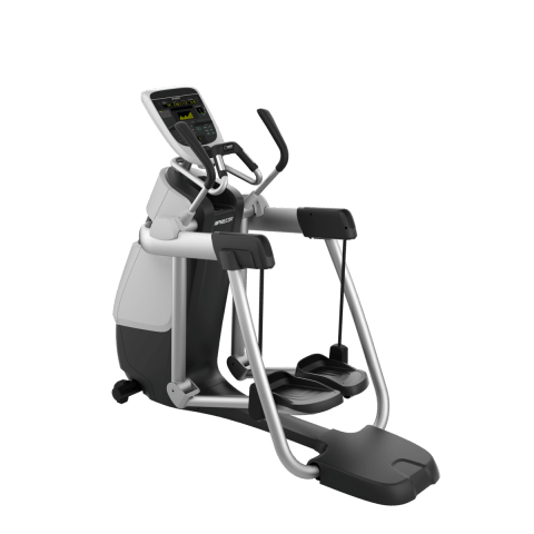 AMT® 733 с тренажером Adaptive Motion Trainer® по технологии Fixed Stride™ PRECOR