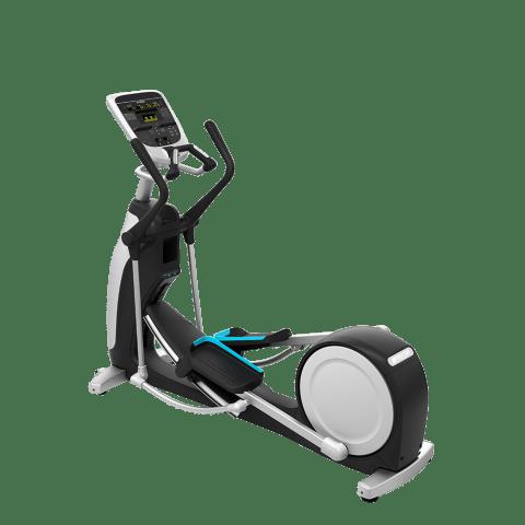 EFX® 835 с технологией конвергенции CrossRamp® Elliptical Fitness Crosstrainer™ PRECOR