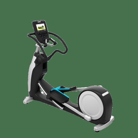 EFX® 863 с технологией конвергенции CrossRamp® Elliptical Fitness Cross Trainer® PRECOR
