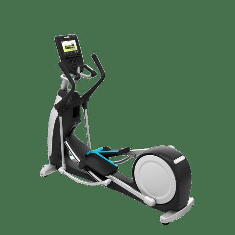 EFX® 865 с технологией конвергенции CrossRamp® Elliptical Fitness Cross Trainer™ PRECOR