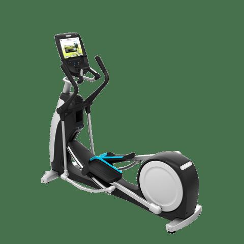 Эллипс EFX® 885 с технологией конвергенции CrossRamp® PRECOR
