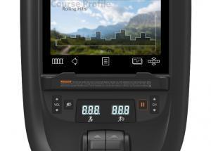Elliptical Fitness Cross Trainer™ EFX® 865 PRECOR консоль