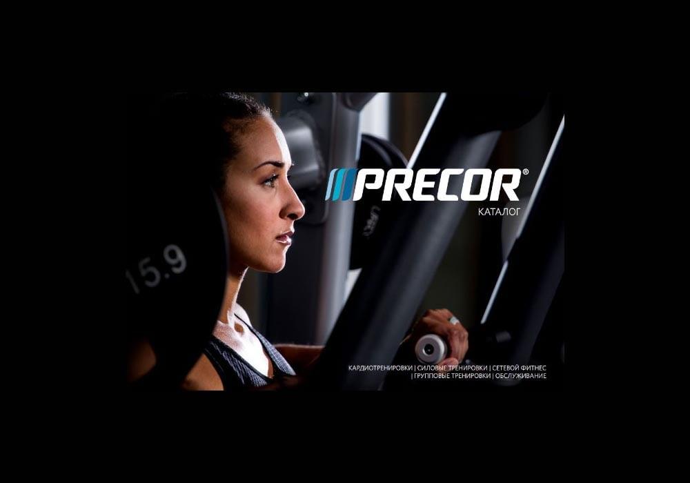 Рекламный пост Precor