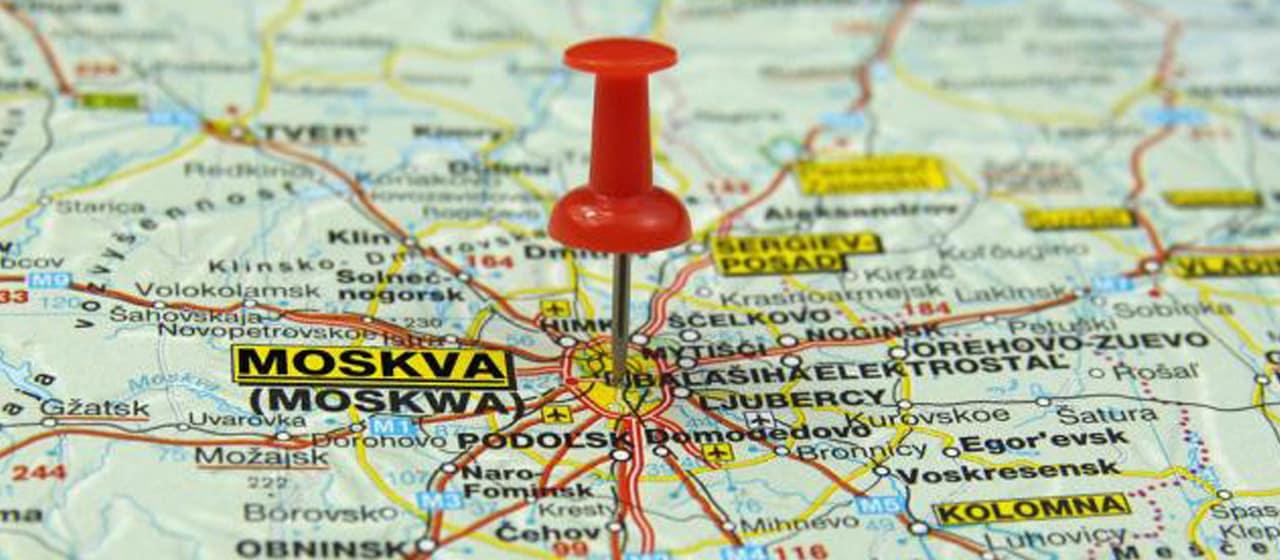 Выбор локации на карте
