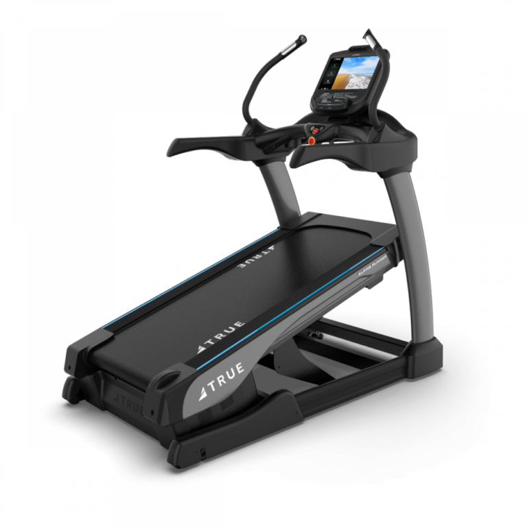 ALPINE RUNNER INCLINE TRAINER TRUE FITNESS