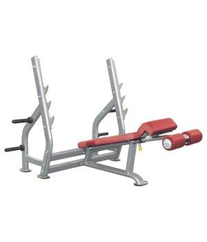 IT7016 - Олимпийская скамья с отрицательным наклоном