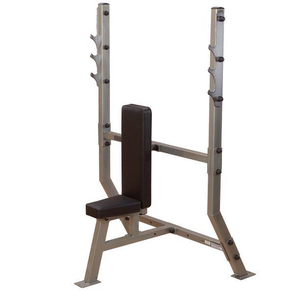 Скамья для вертикального жима Body Solid SPB368G