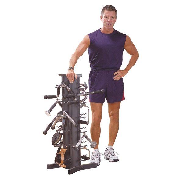 Стойка для аксессуаров Body Solid VDRA30