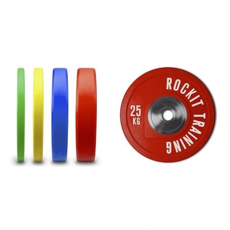 ROCKIT бамперные диски