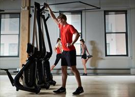 Matrix Гребной тренажер new rower