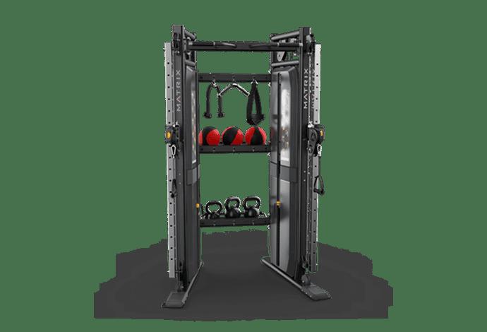 Matrix fitness ДРТ двойная регулируемая тяга