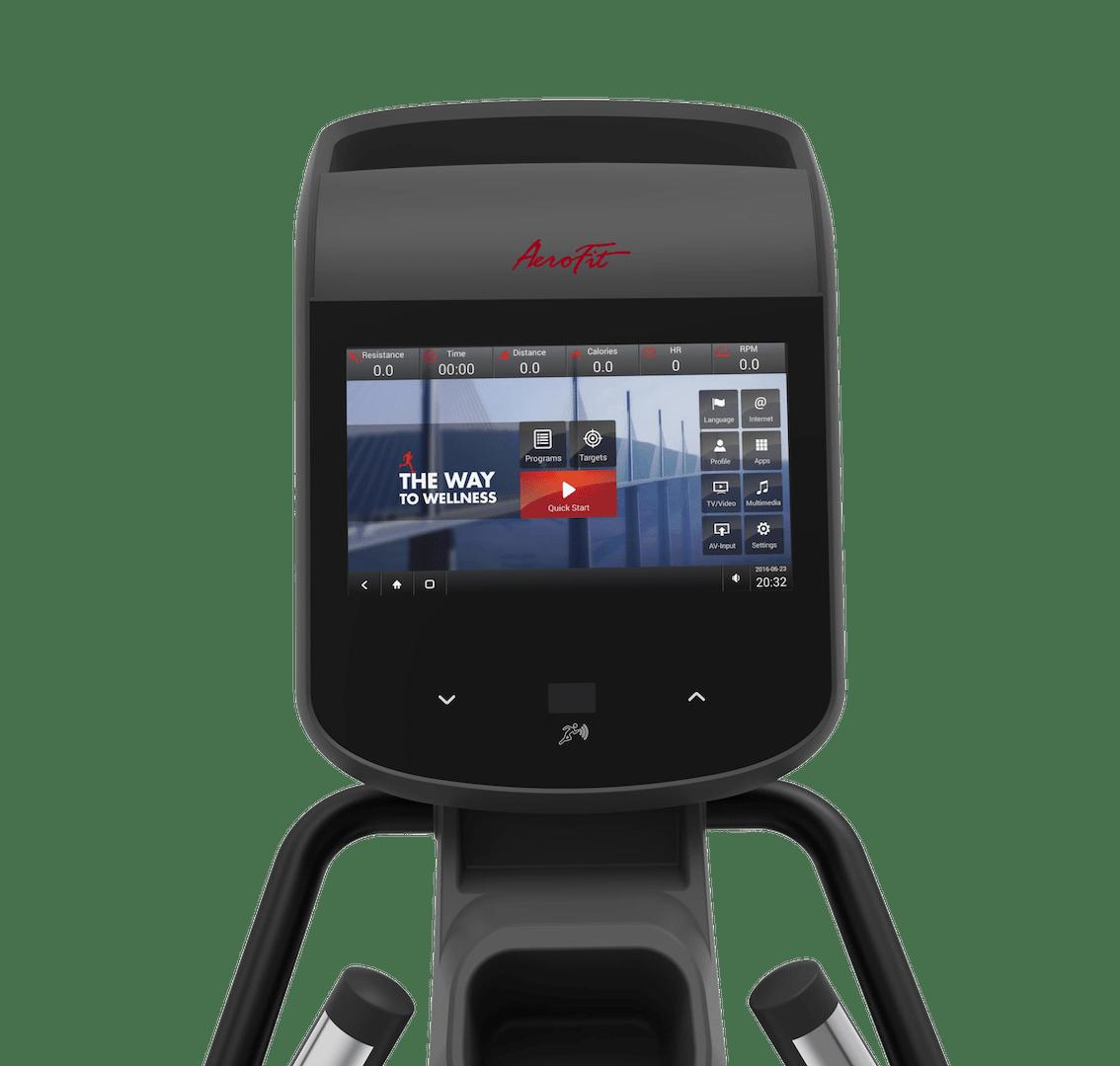 X4-E LCD Эллиптический тренажер консоль