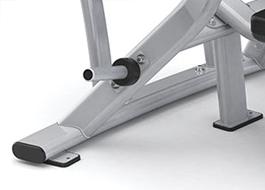 Matrix fitness нагружаемые дисками весовой стек