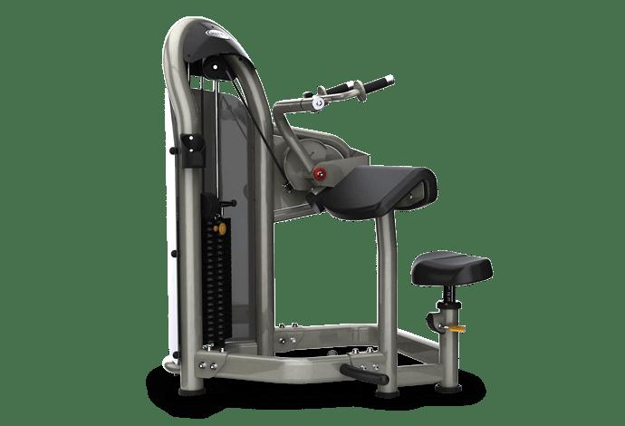 Matrix fitness Разгибание сидя на трицепс G3-S45