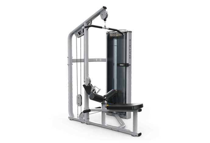 Matrix fitness Versa Plus Верхняя тяга/ Гребная тяга VS S331P