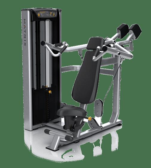 Matrix fitness Versa Независимый жим от плеч VS-S23H