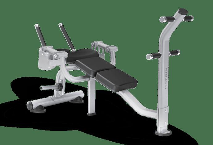 Matrix Скамья для скручивания MG-PL50