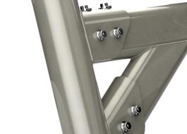 Matrix fitness качественное покрытие корпуса тренажеров серии Aura G3