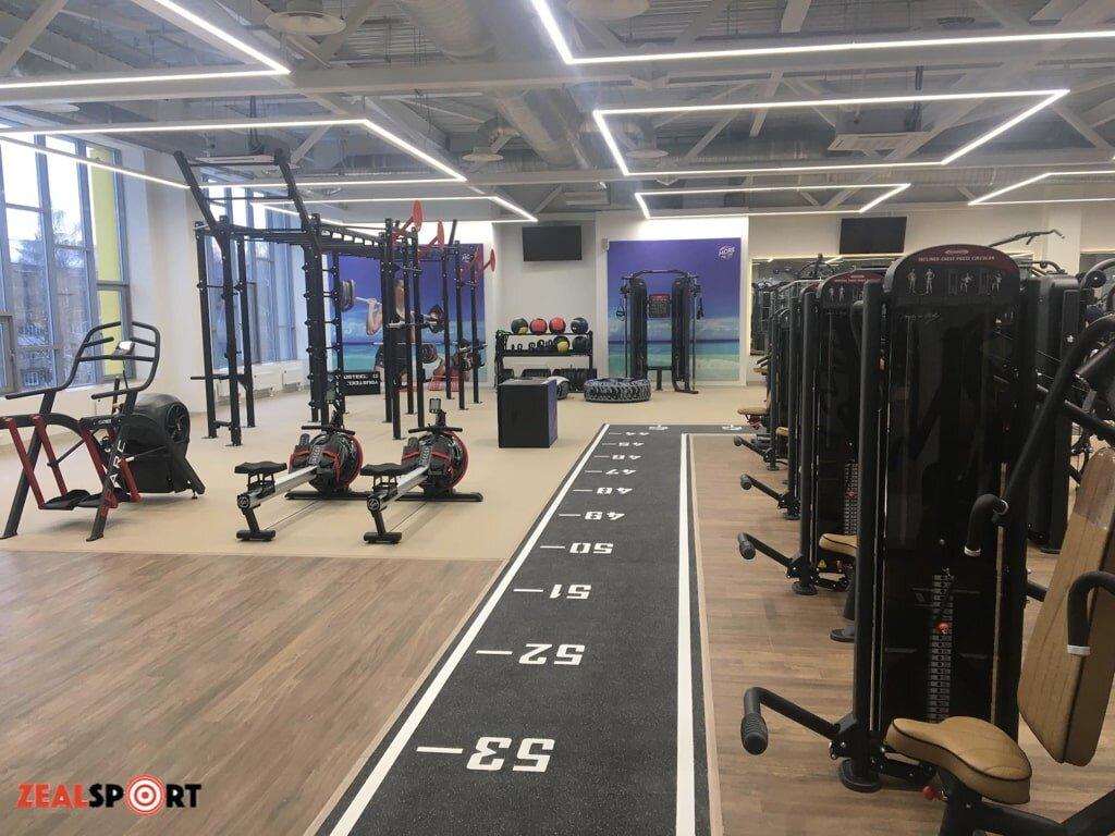 Фитнес-зал Море Парк