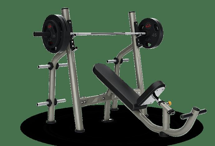 Matrix fitness Наклонная скамья для жима G3-FW14