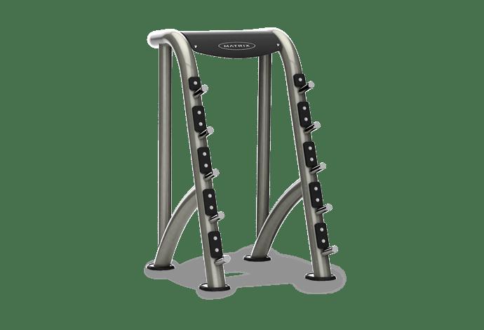 Matrix fitness Подставка под грифы (5 штук) G3-FW97