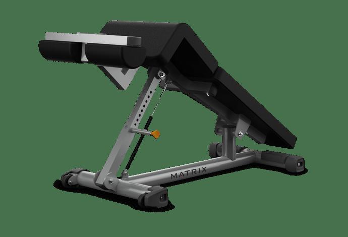 Matrix Magnum Регулируемая скамья для жима с отрицательным наклоном MG-A61