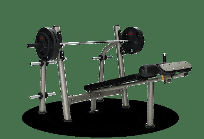 Matrix fitness Скамья для жима с отрицательным наклоном G3-FW15