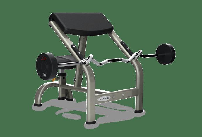 Matrix fitness Скамья Скотта G3-FW40