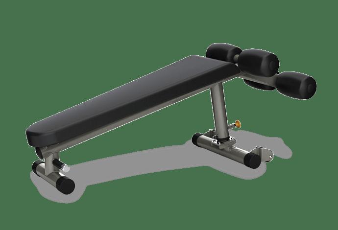 Matrix fitness Скамья для пресса G3-FW83