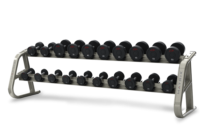 Matrix fitness Подставка под гантели (10 пар) G3-FW91