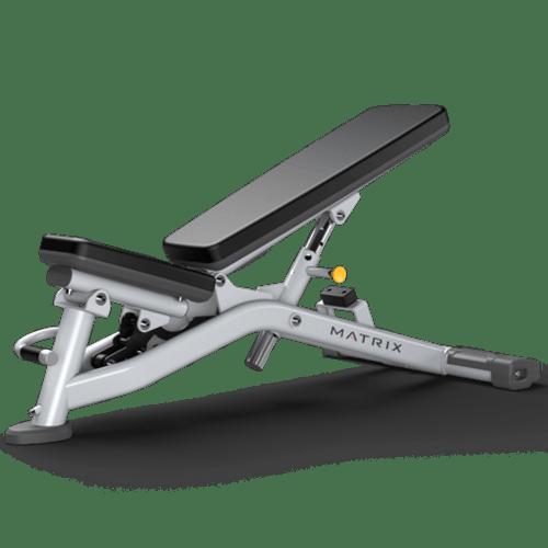 Matrix Magnum Скамья регулируемая с положительным наклоном MG-A82