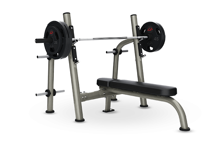 Matrix fitness Горизонтальная скамья для жима G3-FW13