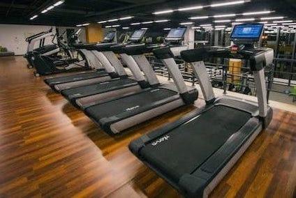 Кардиозона в фитнес клубе Intenza