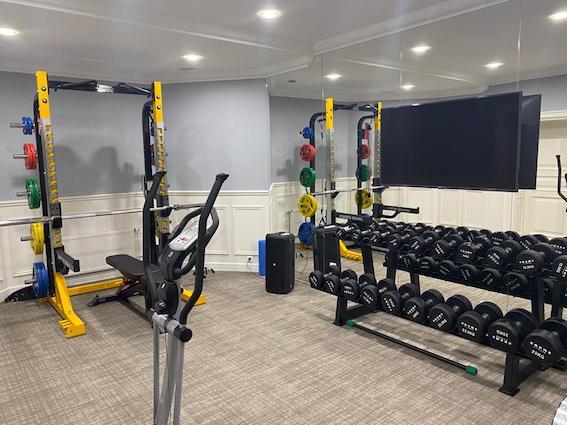 Домашний спортзал от компании ZealSport