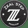 Логотип Zeal Step